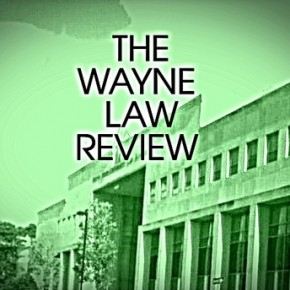 Kevin A. Sabet Writes in Wayne Law Review: Much Ado About Nothing: Why Rescheduling Won't Solve Advocates' Medical Marijuana Problem