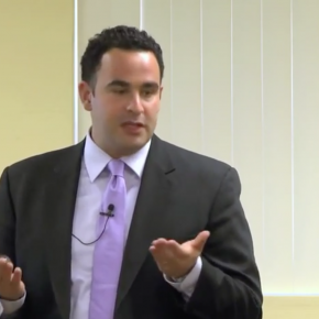 Kevin Sabet Discusses Big Marijuana