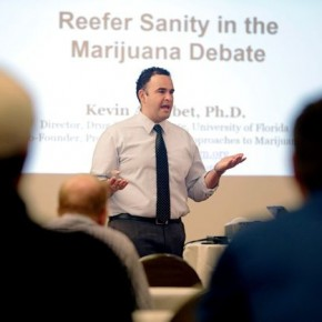 Marijuana Legalization Push Is about Money, Former Drug Policy Adviser Says during Speech in Billings
